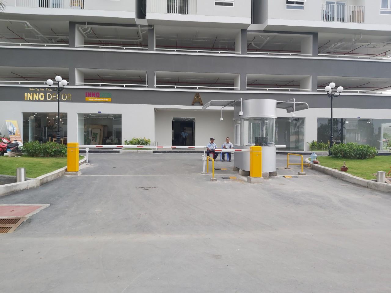 Máy giữ xe chung cư Hưng Thịnh