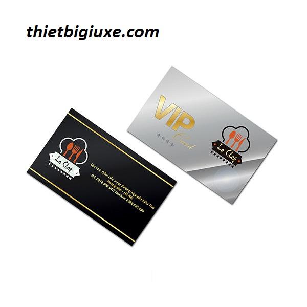 [2021] In thẻ nhựa, thẻ chíp, thẻ chấm công, thẻ VIP